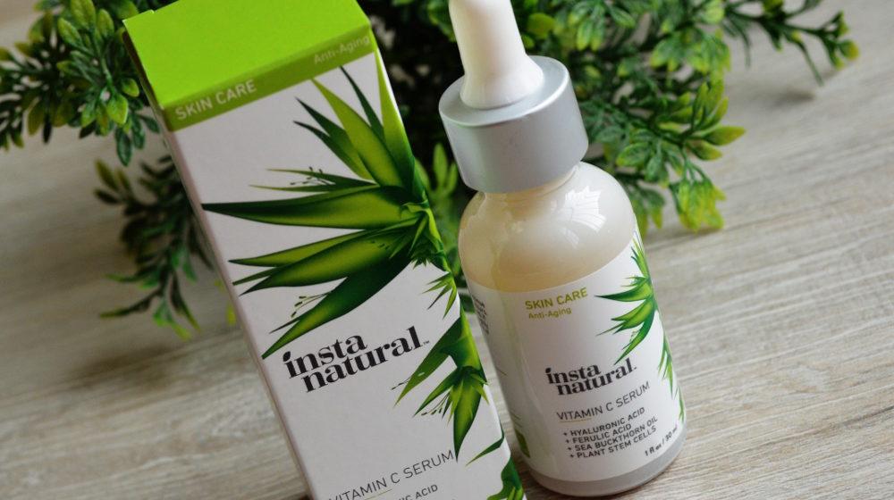 сыворотки с витамином С и гиалуроновой кислотой от InstaNatural