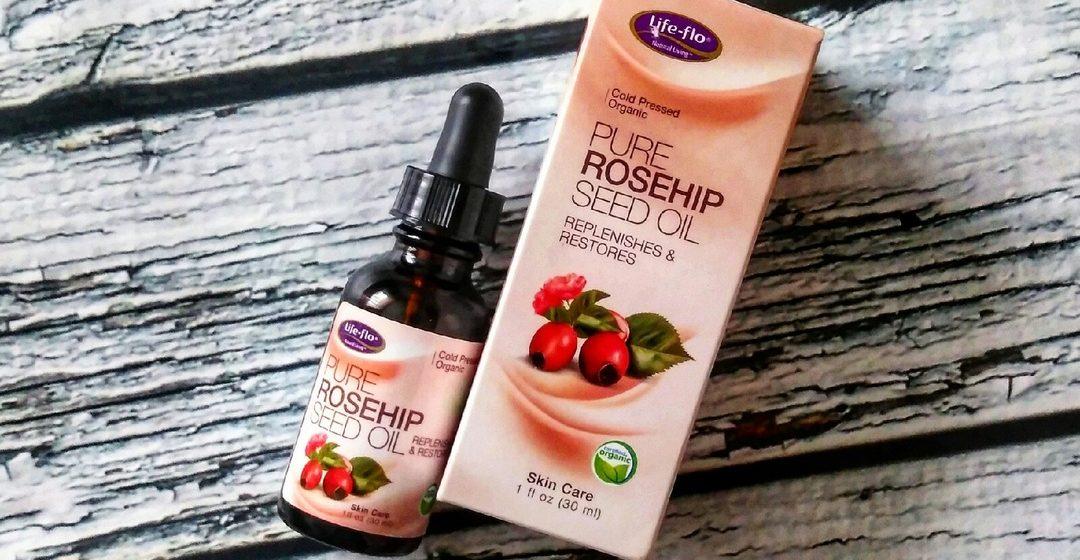 чистое масло семян шиповника от Life-flo