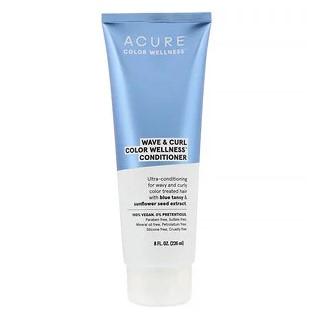 Acure, Wave & Curl Color Wellness, кондиционер для волнистых и кучерявых волос, 236 мл (8 жидк. унций)