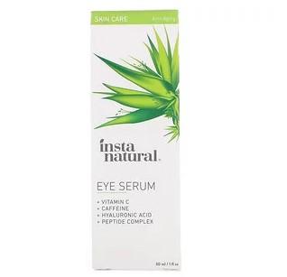 InstaNatural, Сыворотка для глаз, антивозрастная, 1 ж. унц. (30 мл)