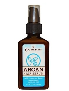 Cococare, Argan Hair Serum , 4 fl oz (118 ml)