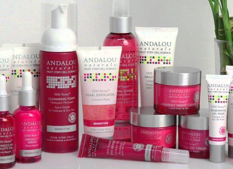лучшие уходовые средства от Andalou Naturals