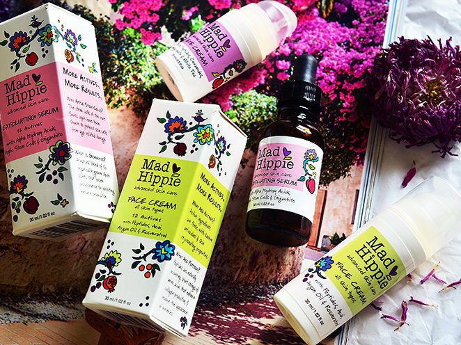 лучшие продукты от Mad Hippie Skin Care Products