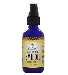 Emu Gold, Масло эму, 2 жидких унций (60 мл)