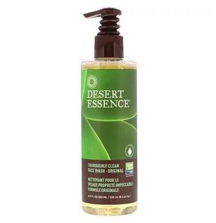 Desert Essence, Средство для умывания для глубокой очистки, оригинальное, 250 мл
