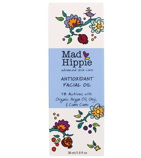 Mad Hippie Skin Care Products, Масло для лица с антиоксидантами, 1 ж. унц. (30 мл)