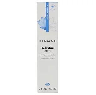 Derma E, Увлажняющий аэрозоль, 2 ж. унц. (60 мл)