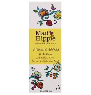 Mad Hippie Skin Care Products, Сыворотка с витамином С, 8 активных ингредиентов, 30 мл