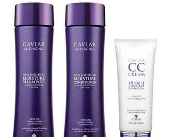 лучшие средства Alterna Caviar для волос