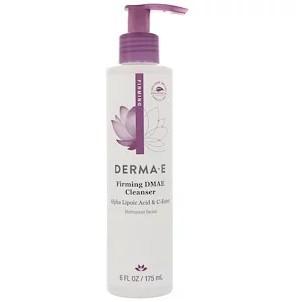 Derma E, Укрепляющее средство для умывания с диметиламиноэтанолом (ДМАЭ), 6 жидких унций (175 мл)