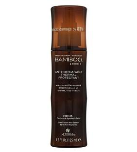 Alterna, Bamboo Smooth, термозащита для ломких волос, 125 мл