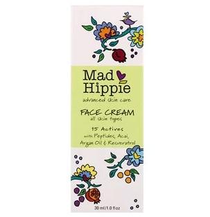 Mad Hippie Skin Care Products, Крем для лица, 15 активных веществ, 1,0 ж. унц.(30 мл)