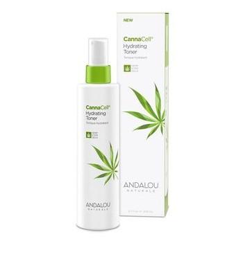 Andalou Naturals CannaCell® - Увлажняющий тоник для лица (200мл.)