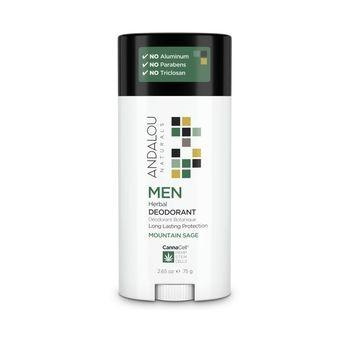 Andalou Naturals - Натуральный дезодорант