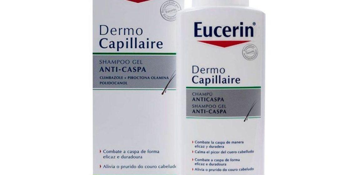 средства Eucerin DermoPure и DermoCapillaire