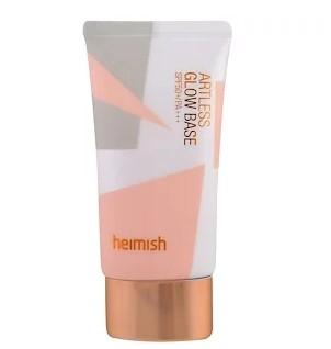 Heimish, Artless Glow Base, сияющая основа под макияж, SPF 50+ PA+++, 40 мл