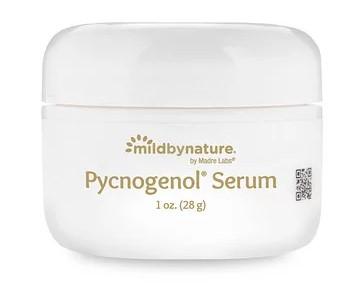 Mild By Nature, Сыворотка Pycnogenol (крем), успокаивающий и антивозрастной, 1 унция (28 г)