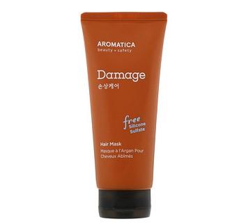 Aromatica, Argan Hair Mask, Damage Care, 6.3 oz (180 g)