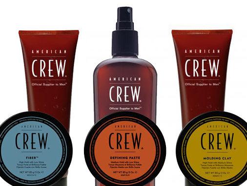 средства для укладки мужских волос American Crew