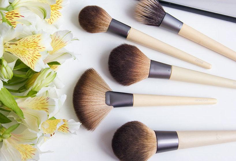 обзор средств Ecotools для макияжа для лица