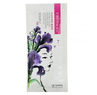 Doori Cosmetics, Daeng Gi Meo Ri, Calamus Damage Care, шапочка для поврежденных волос, 1 шт.