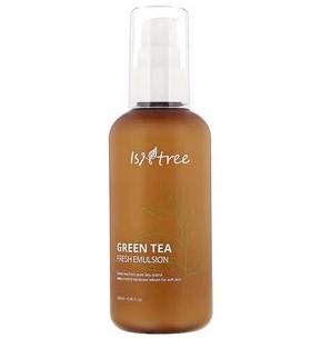 Isntree, Green Tea Fresh Emulsion, эмульсия, 120 мл (4,06 жидк. унции)