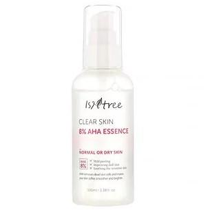 Isntree, Clear Skin 8% AHA Essence, эссенция, 100 мл (3,38 жидк. унции)