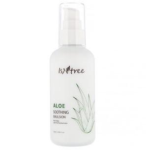 Isntree, Aloe Soothing Emulsion, эмульсия, 120 мл (4,06 жидк. унции)