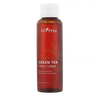 Isntree, Green Tea Fresh Toner, тонер, 200 мл (6,76 жидк. унции)