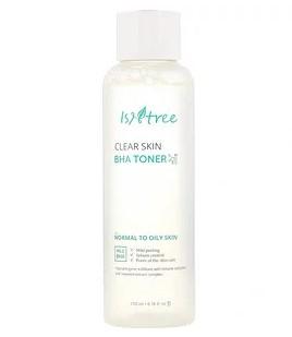 Isntree, Тонер Clear Skin BHA Toner, 200 мл (6,76 жидк. унции)
