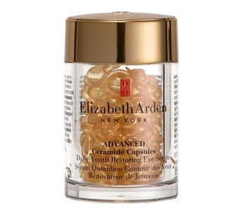 Elizabeth Arden, Advanced Ceramide Capsules Daily Youth Restoring Eye Serum, 60 Capsules, .35 fl oz (10.5 ml)