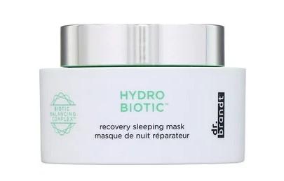 Dr. Brandt, Hydro Biotic, восстанавливающая ночная маска, 50 г