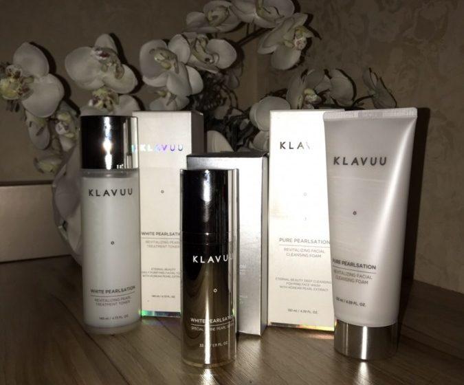 обзор корейских средств Klavuu для ухода за кожей