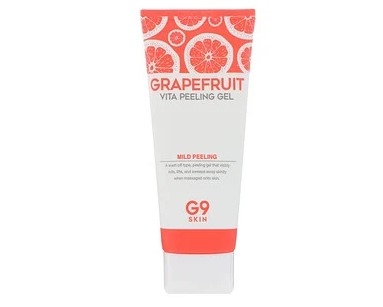 G9skin, Грейпфрутовый гель для пилинга Vita, 150 мл