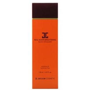 Jayjun Cosmetic, Черная эмульсия, усиливающая сияние кожи, на водной основе, 4,39 ж. унц.(130 мл)