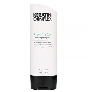 Keratin Complex, Keratin Care Smoothing Shampoo, 13.5 fl oz (400 ml)