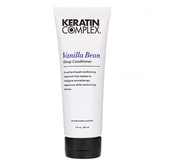 Keratin Complex, Vanilla Bean Deep Conditioner, 7 fl oz (207 ml)