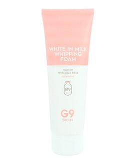 G9skin, Пенка White In Milk Whipping, 120 мл