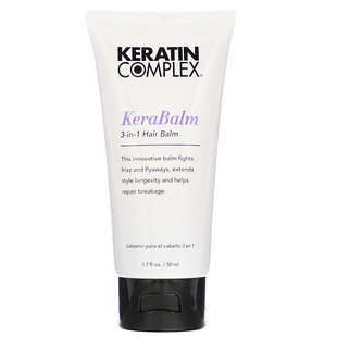 Keratin Complex, KeraBalm, 3-in-1 Hair Balm, 1.7 fl oz (50 ml)