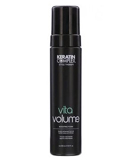 Keratin Complex, Vita Volume Boosting Foam, 8.5 oz (250 ml)