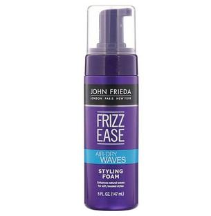 John Frieda, Пена для укладки волос Frizz Ease, Air-Dry Waves, 147 мл